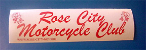 RCMC Bumper Sticker