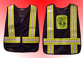 Reflective Vest Yellow
